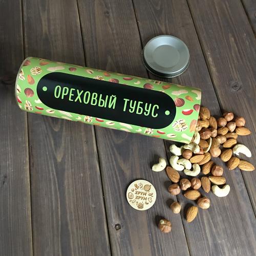 Ореховый тубус