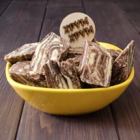 Халва шоколадная